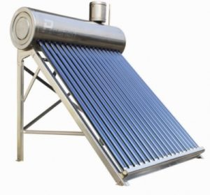 ZOOb INDIA Solar ETC Water Heater