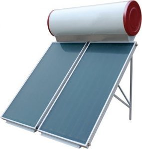 ZOOb INDIA Solar FPC Water Heater